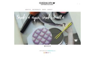 queenlupa.com screenshot
