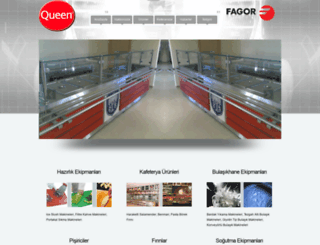 queenmutfak.com screenshot