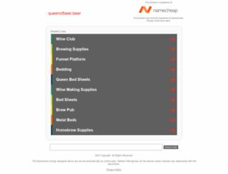 queenofbeer.beer screenshot