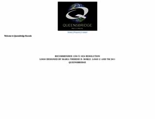 queensbridgerecords.com screenshot