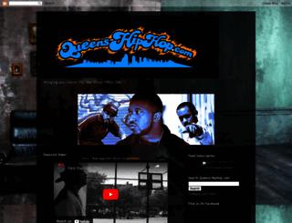 queenshiphop.blogspot.com screenshot