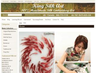 queensilkart.com screenshot