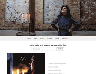 queenv.com screenshot