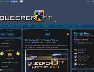 queercraft.net screenshot