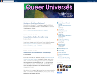 queeruniverses.blogspot.com screenshot