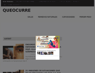 quefacilidades.com screenshot