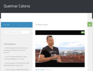 queimarcaloria.com screenshot