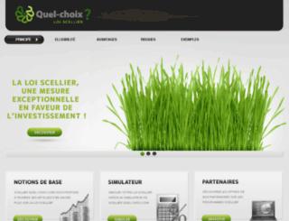 quel-choix.com screenshot