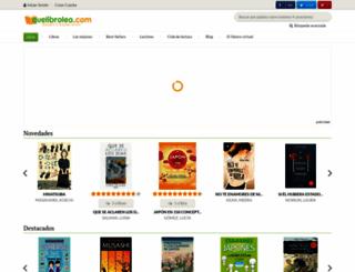 quelibroleo.com screenshot