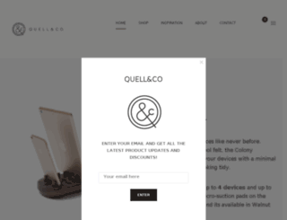 quellandco.com screenshot