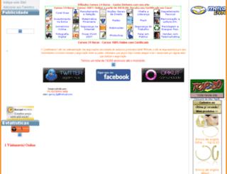 quemaneiro.com screenshot