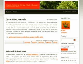 quemederater18anos.blogs.sapo.pt screenshot