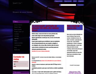 quemira.webnode.com.br screenshot