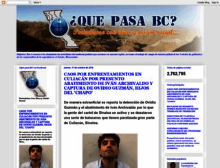 quepasabc.blogspot.mx screenshot
