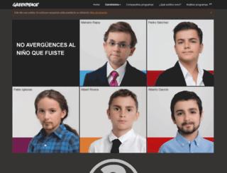 quepoliticoeres.org screenshot