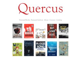 quercus.com screenshot