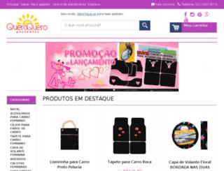 queroqueropresentes.com.br screenshot