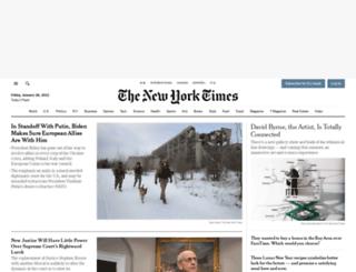 query.nytimes.com screenshot