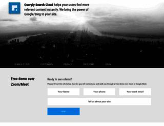 queryly.com screenshot