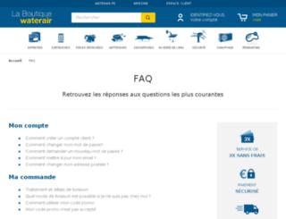 questions-piscine.accessoires-piscine.fr screenshot