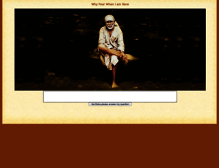 questions.shirdi-sai-baba.com screenshot