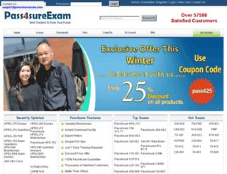 questions4test.com screenshot