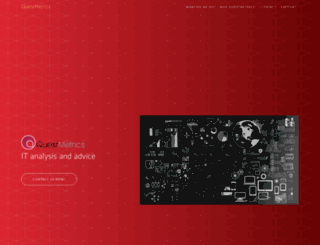questmetrics.com screenshot