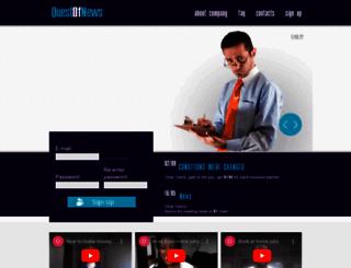 questofnews.com screenshot