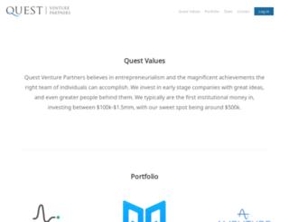 questvp.com screenshot