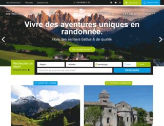 queyras-rando-nature.com screenshot