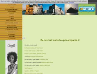 quicampania.it screenshot