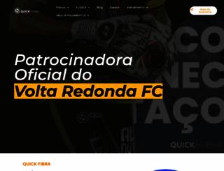 quick.com.br screenshot