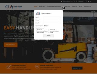 quickaccess.co.in screenshot