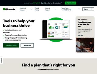 quickbooksonline.com screenshot