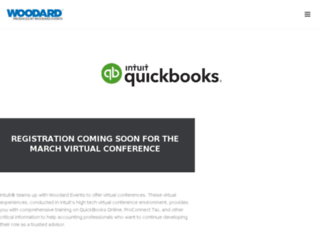 quickbooksvcon.com screenshot