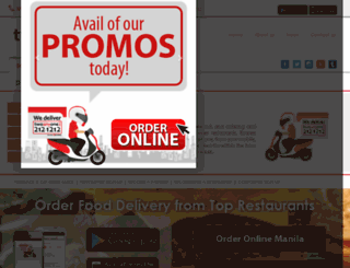 quickdelivery.ph screenshot