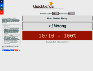 quickgra.de screenshot