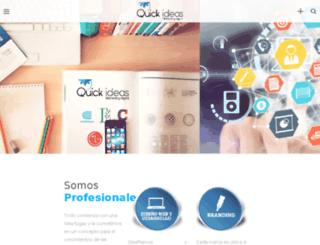 quickideas.com.co screenshot