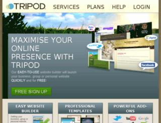 quickloanspayday.tripod.com screenshot