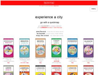 quickmap.com screenshot