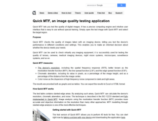 quickmtf.com screenshot