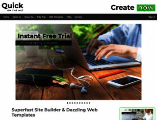 quickonthenet.com screenshot