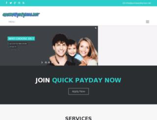 quickpaydaynow.net screenshot