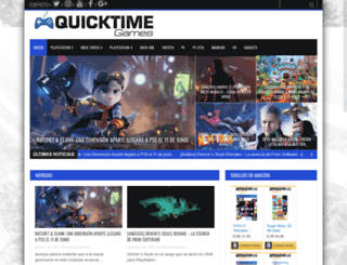 quicktimegames.com screenshot