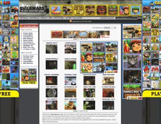quickwars.com screenshot