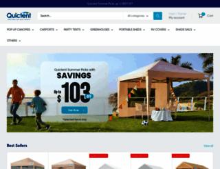quictents.com screenshot