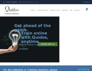quidos.co.uk screenshot