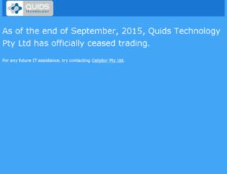 quids.com.au screenshot