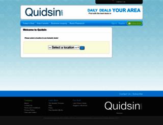 quidsin.com screenshot