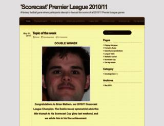 quidsout.wordpress.com screenshot